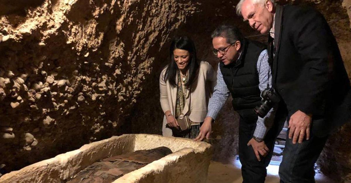 آثار تونا الجبل.. كيف اكتشفت جامعة المنيا أول مقبرة في 2019؟ (صور)