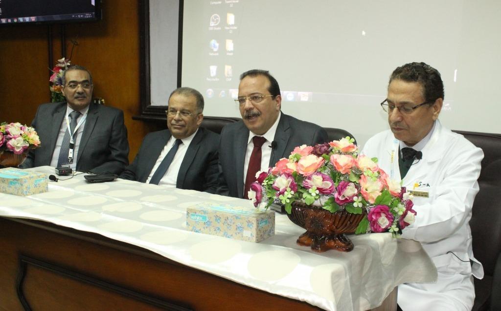 رئيس جامعة طنطا يفتتح اللقاء العلمي حول «جراحات إصلاح إصابات الأطراف»