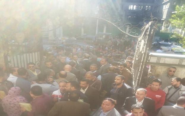 المحامون: مُحضر قسم قصر النيل في الطريق لتنفيذ حكم إلغاء شروط القيد