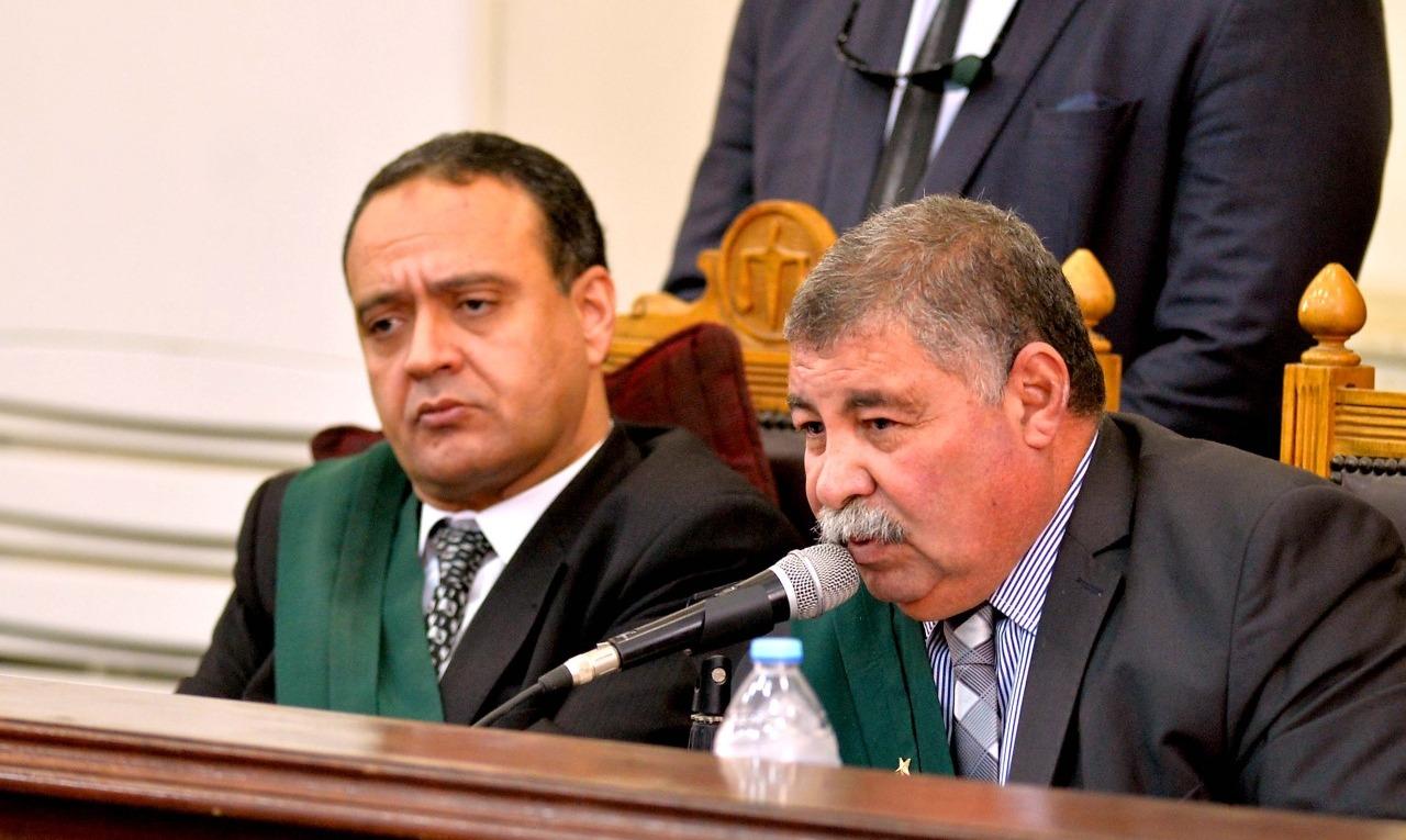 رسائل قاضي «اغتيال النائب العام» من جلسة الحكم: لا للخطاب الديني.. احجبوا المواقع