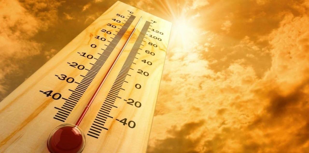 درجات الحرارة اليوم الجمعة 26 أبريل 2019..ارتفاع في درجات الحرارة