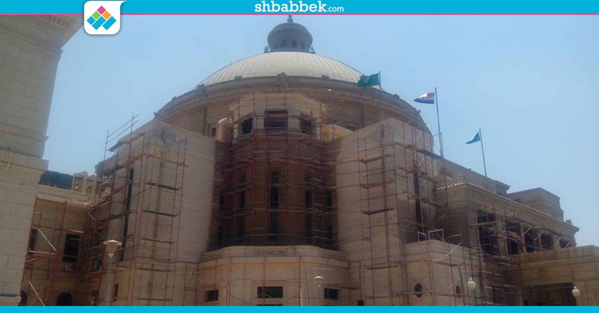 الرئيس عبد الفتاح السيسي يزور جامعة القاهرة