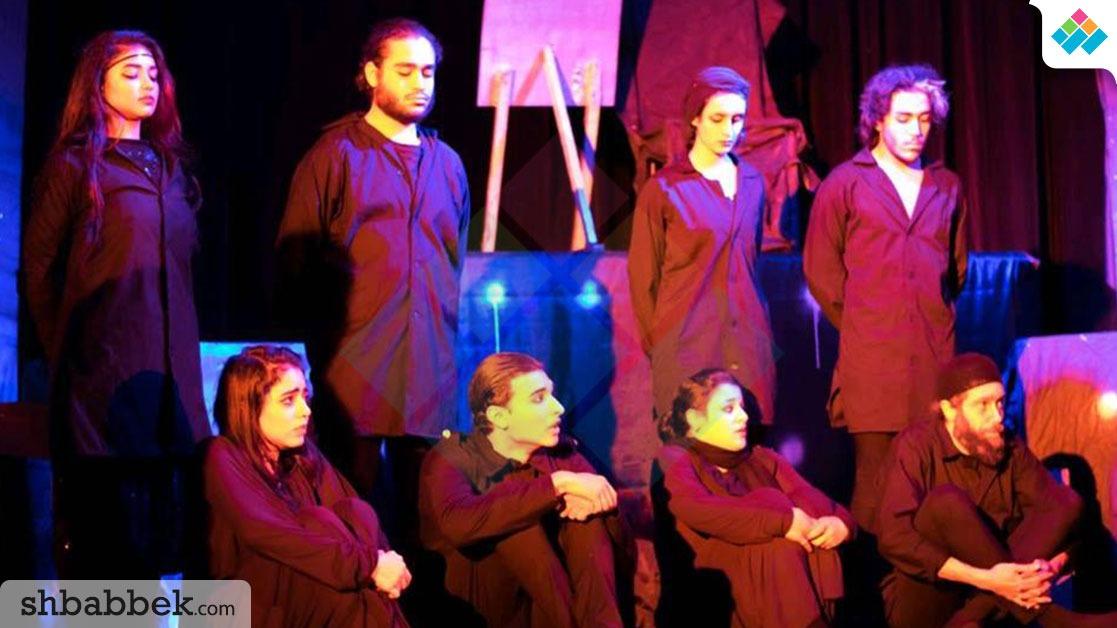 فريق مسرح زراعة القاهرة يحكي.. «لوسيفر» يحكم على عائلة بالموت