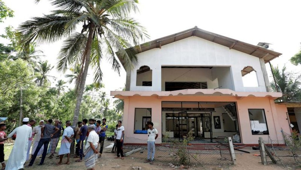 فرض حظر التجول في سريلانكا بسبب الاعتداء على المسلمين
