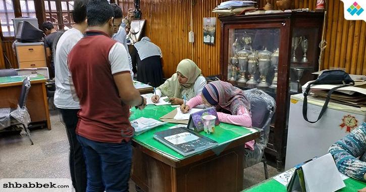 إقبال متوسط على الترشح باتحاد طلاب كلية حقوق القاهرة