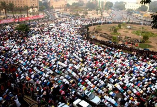 الأوقاف تخصص 377 ساحة صلاة لعيد الفطر بالإسكندرية