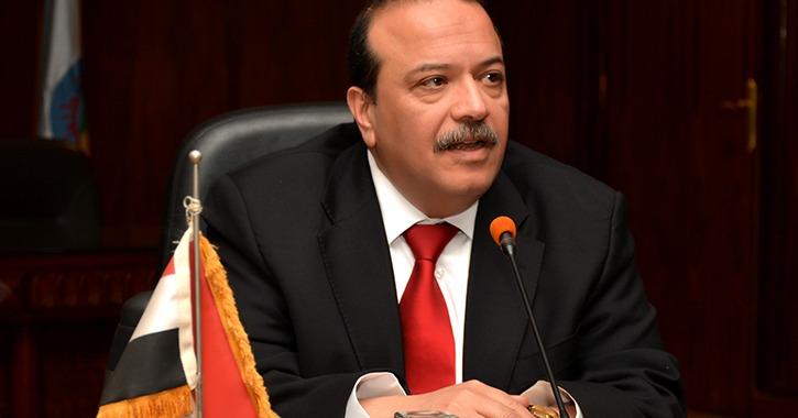 معلومات عن رئيس جامعة طنطا الدكتور مجدي سبع