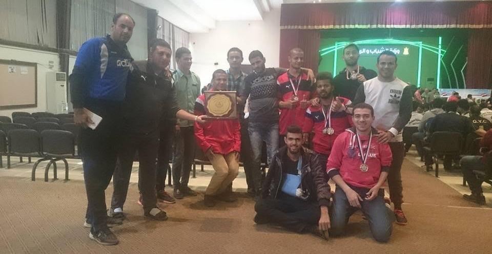 جامعة الفيوم تحصد 6 ميداليات في المنافسات الرياضية لذوي الإعاقة
