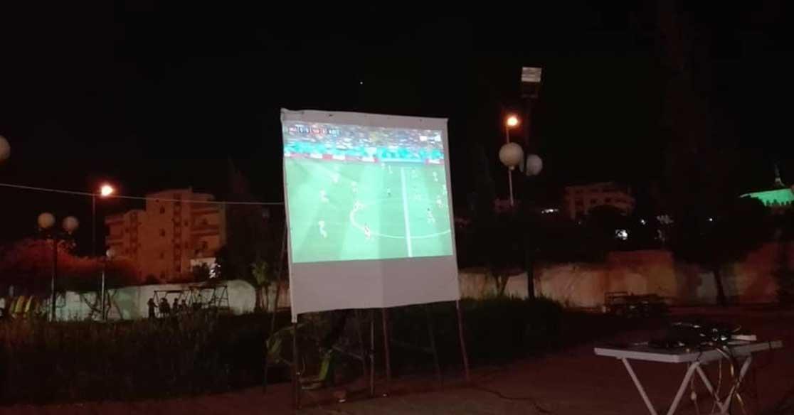 جامعة قناة السويس توفر شاشات عرض مباريات كأس العالم