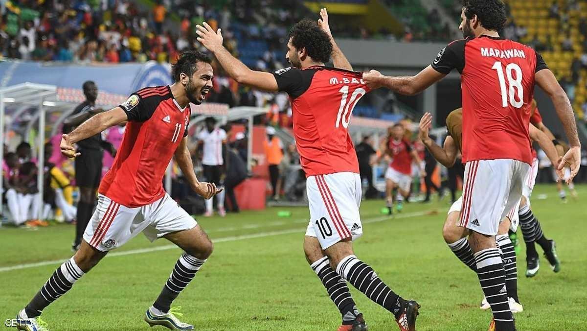 بأداء باهت.. مصر تقترب من مونديال روسيا بالفوز على أوغندا