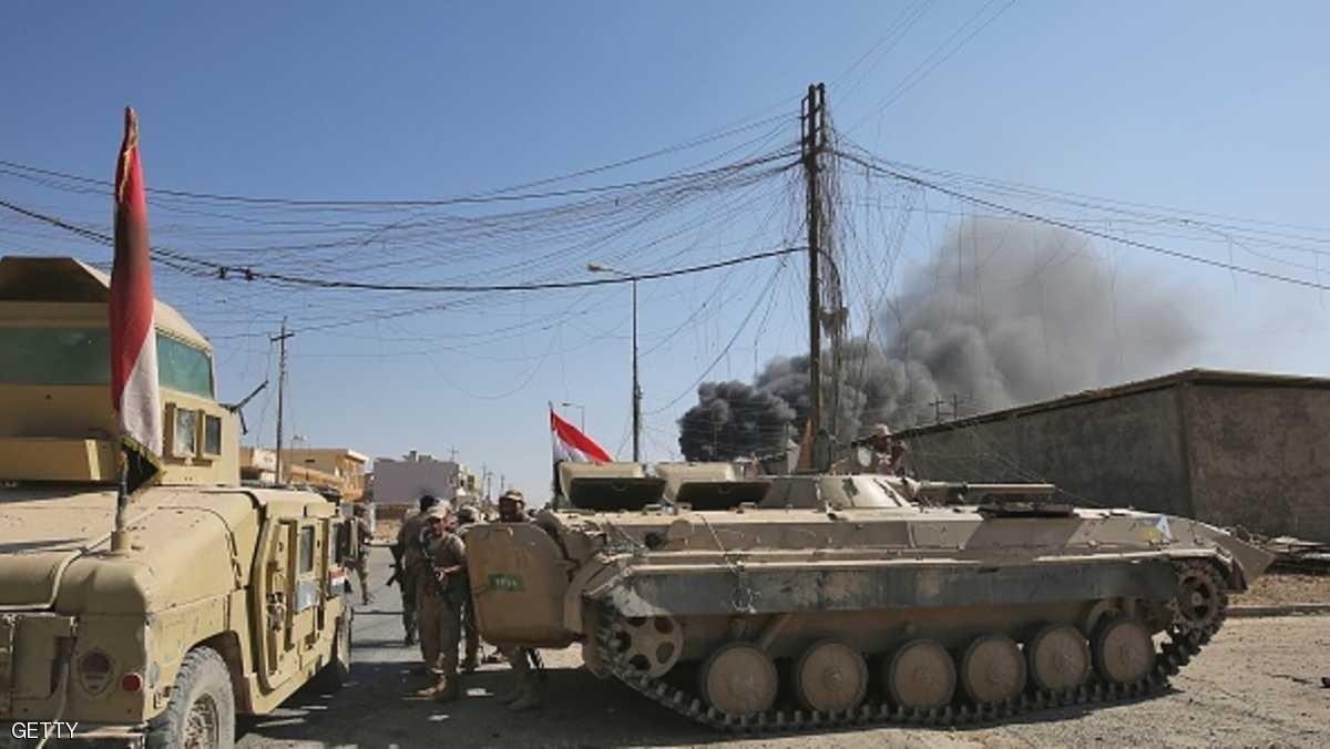 معارك عنيفة بين داعش و«الحشد الشعبي»قرب الموصل