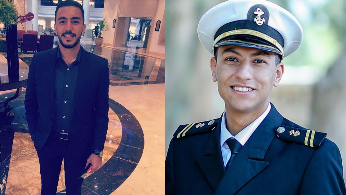 على منصب الرئيس ونائبه.. وليد نجم ومحمد غزلان ينافسان على اتحاد جامعة السويس