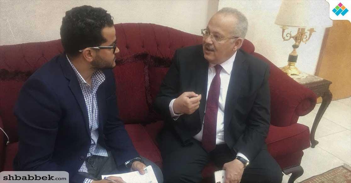 سؤال جديد بامتحانات جامعة القاهرة والدكتور الخشت يطلب إضافة علوم جديدة للإسلام (حوار)