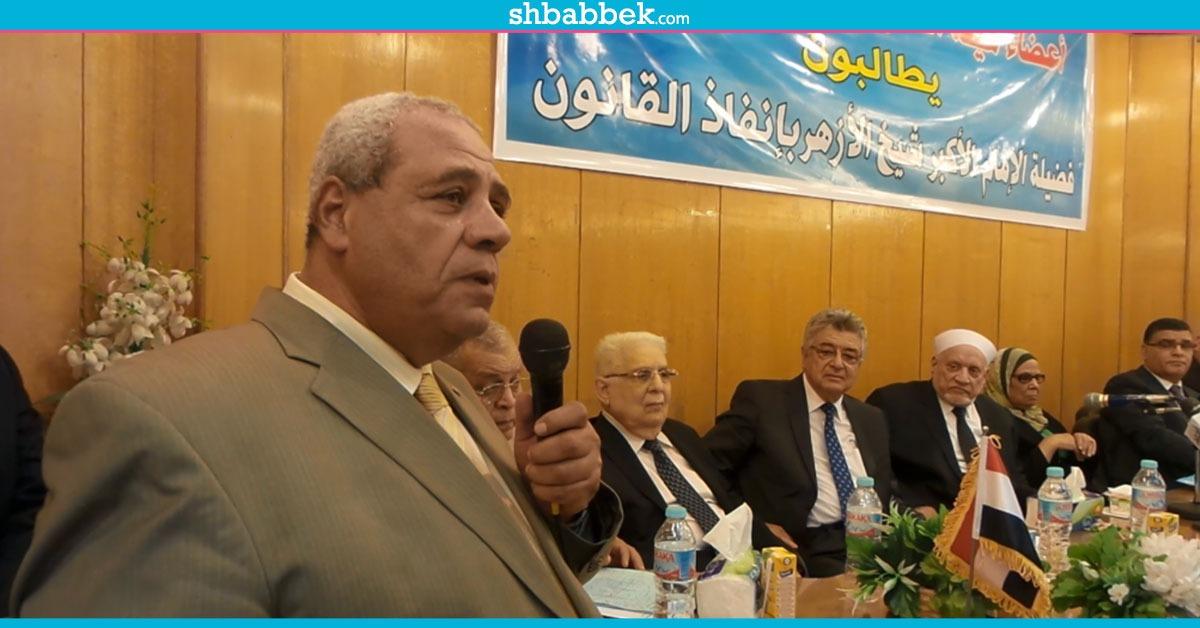فيديو| عميد زراعة الأزهر: «الجامعة خربت ومفيهاش حد يستحق منصب رئيسها؟»