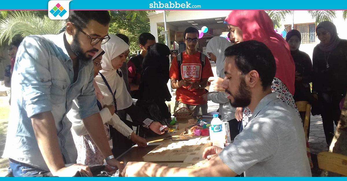 لتقريب الطلاب من الثقافة اليابانية.. دورة ألعاب يابانية بزراعة القاهرة (صور)