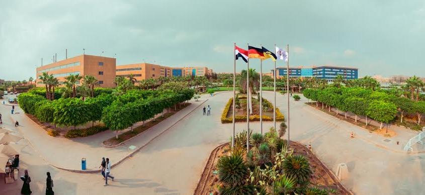 الجامعة الألمانية تنظم لقاءات تعريفية للطلاب الجدد