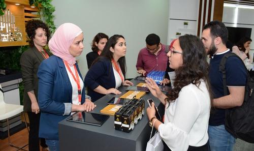 ملتقى تدريب وتوظيف لطلاب وخريجي الهندسة بالجامعة الألمانية بالقاهرة