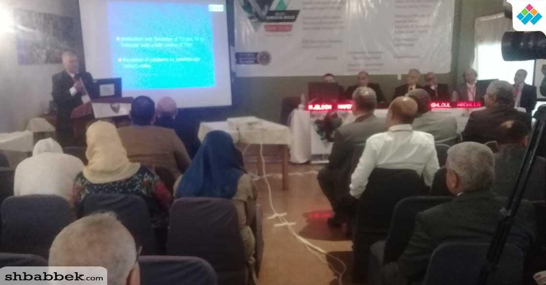 قسم الجراحة بطب المنيا يختتم فعاليات مؤتمره العلمي السنوي (صور)