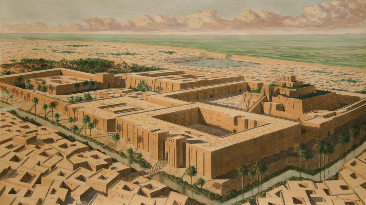 http://shbabbek.com/upload/حضارة بلاد الرافدين.. تعرف على أقدم ناس في الكون