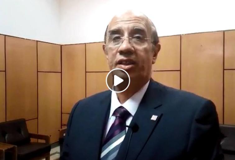 رئيس جامعة أسيوط يوجه كلمة للطلاب من خلال «شبابيك» بمناسبة الاحتفال بمرور 60 سنة على إنشاء الجامعة