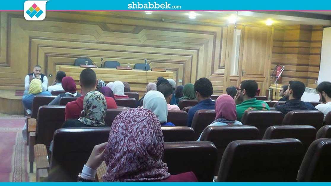 3G بجامعة القاهرة تستضيف مشاهير السوشيال ميديا «صور»