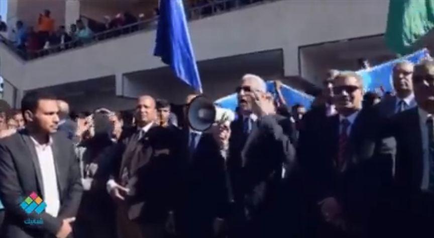 رئيس جامعة جنوب الوادي: القدس عربية وإسرائيل ستنتهي