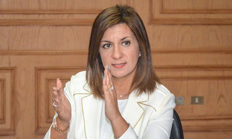 وزيرة الهجرة: لم نرصد أى شكوى أثناء الاستفتاء على الدستور بالخارج (فيديو)