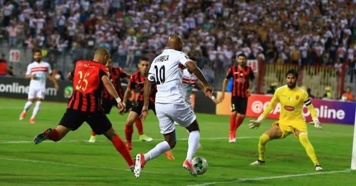 كلام نهائي.. ملعب «5 يوليو» يستضيف لقاء الزمالك واتحاد العاصمة بالجزائر
