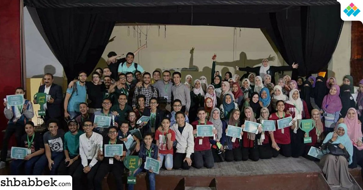 «مويك جامعة عين شمس» يكرم طلاب المدارس الفائزين بـ«مشاريع أشبال»