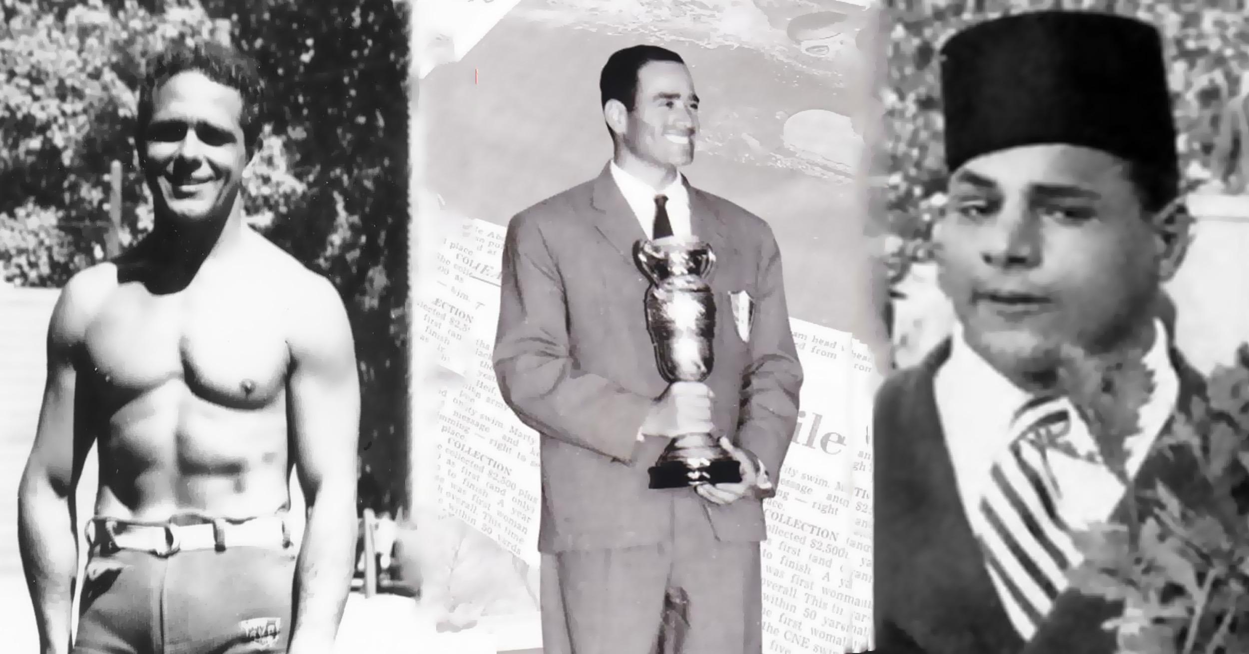 «أبو هيف» و«التوني» و«سميكة».. أبطال مصر الدوليين من القرن العشرين