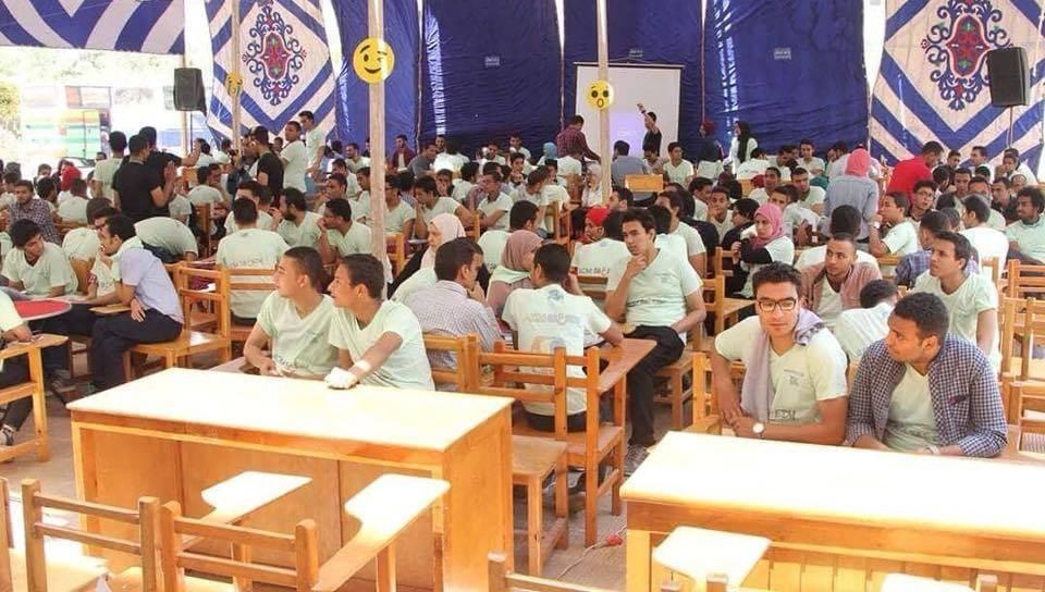 جامعة المنيا تستضيف مسابقة لطلاب الحاسبات والمعلومات على مستوى الجمهورية