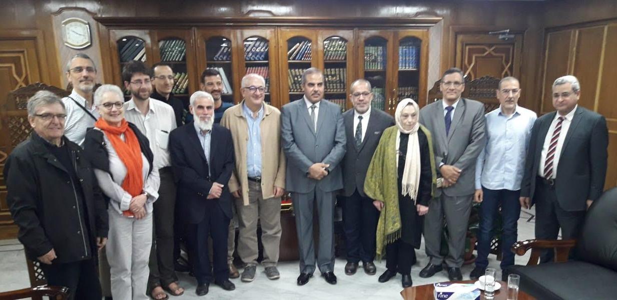 رئيس جامعة الأزهر: مناهجنا تقوم على تعددية الفكر واحترام الآخر