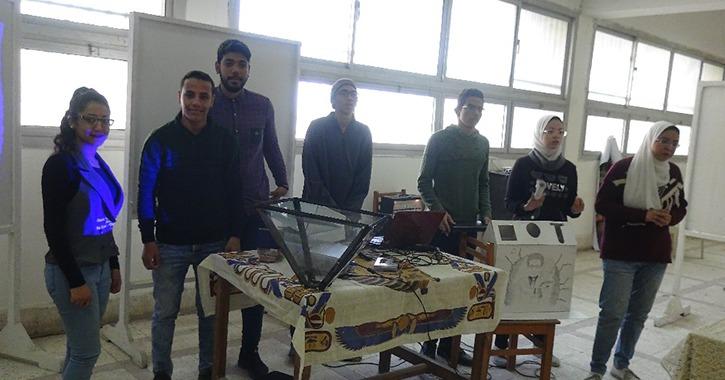مراكز لتدريب طلاب جامعة المنيا لتأهيلهم للمشاركة في أسبوع شباب الجامعات