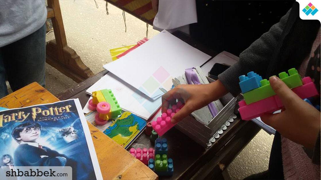 معرض من 15 سنة بكلية الصيدلة جامعة المنصورة