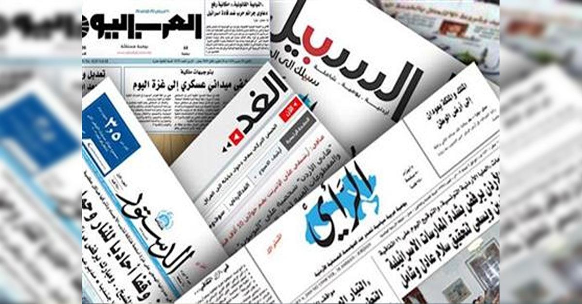 بعد خسارة الفيصلي.. الصحافة الأردنية تفتح النار على إبراهيم نور الدين