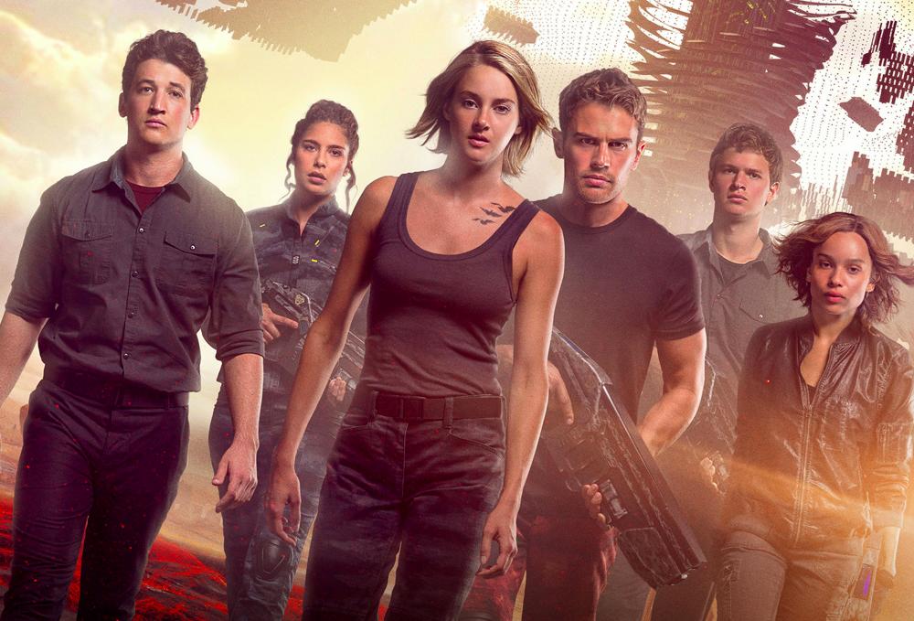 خيال علمي ودفاع عن النفس في «Divergent»
