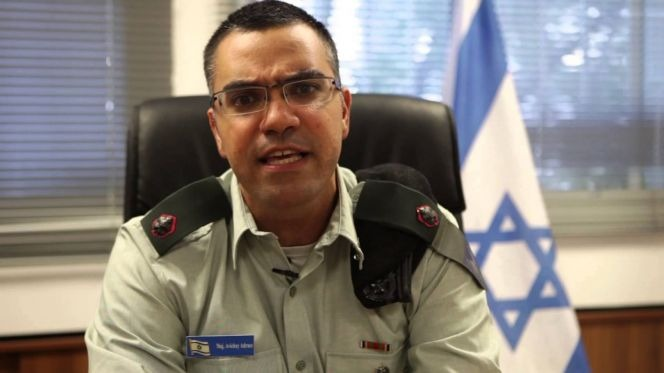 شاهد صور المتحدث العسكري الإسرائيلي أفيخاي أدرعي في مصر