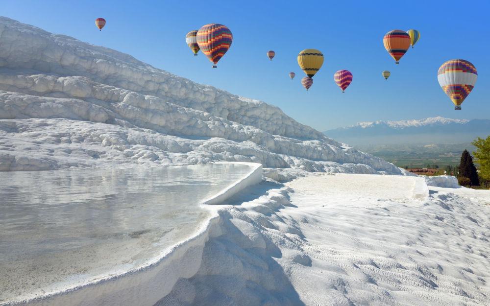 10 أماكن في العالم لالتقاط صور مدهشة