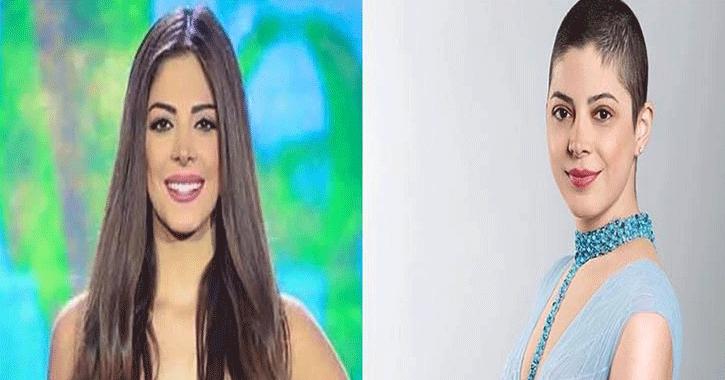 ميشيل حجل.. السرطان يُنهي حياة وصيفة ملكة جمال لبنان
