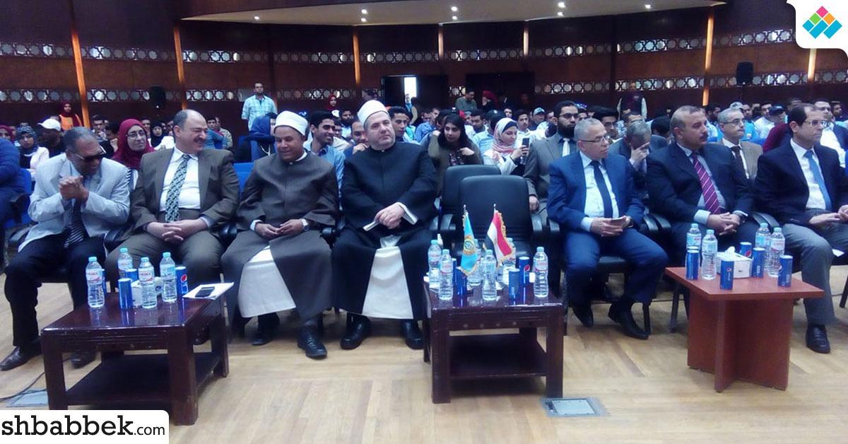 بالصور.. رابطة أزهري من أجل مصر تنظم منتدى «الولاء والانتماء»