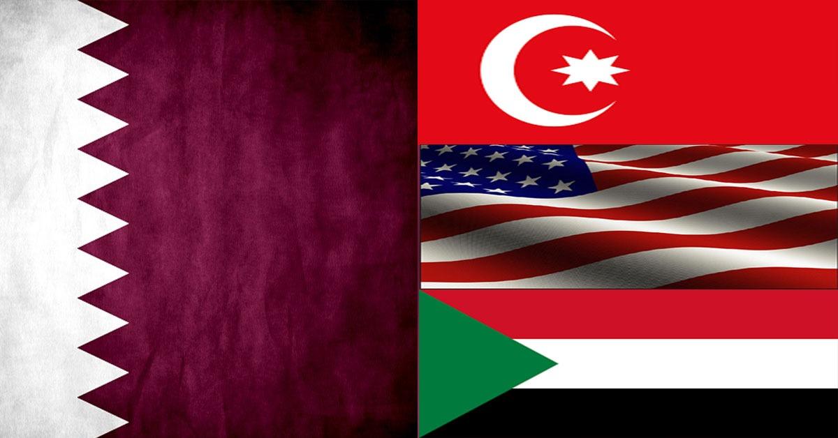 حتى تضع الحرب أوزارها.. هذه الدول الثلاث تمتلك إنهاء الصراع الخليجي