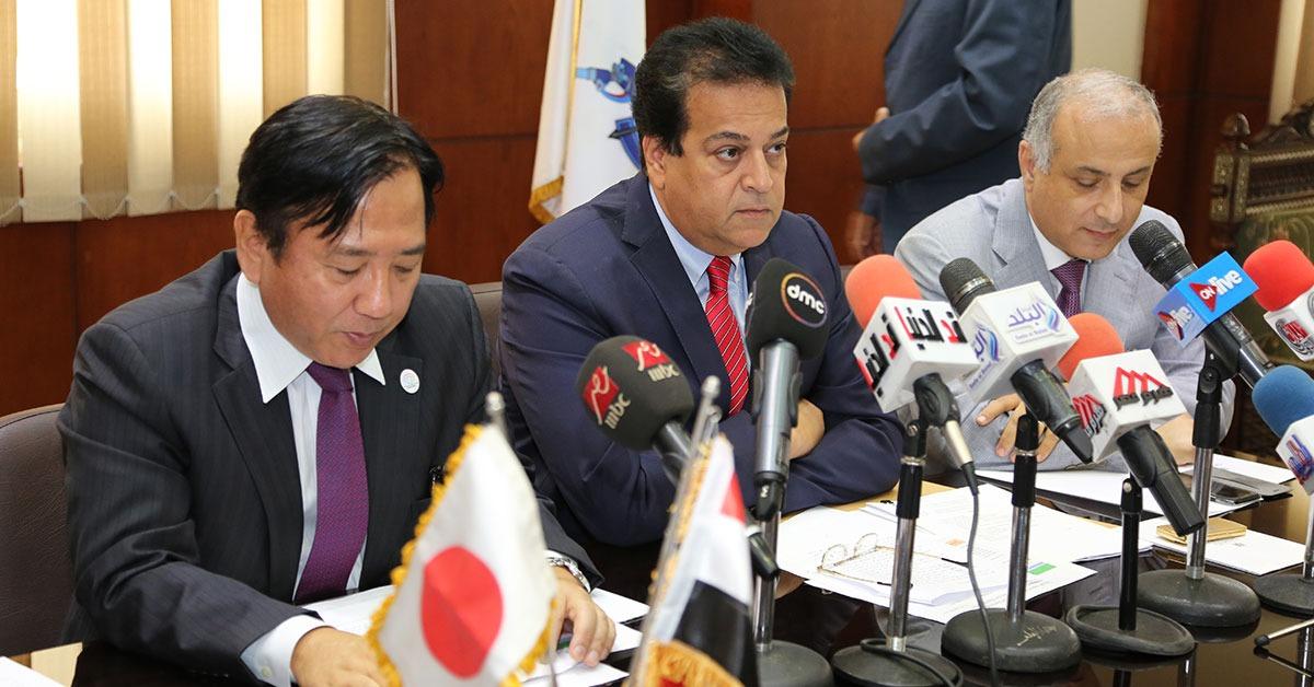 بفوز 21 باحث.. التعليم العالي تعلن نتائج المنح اليابانية