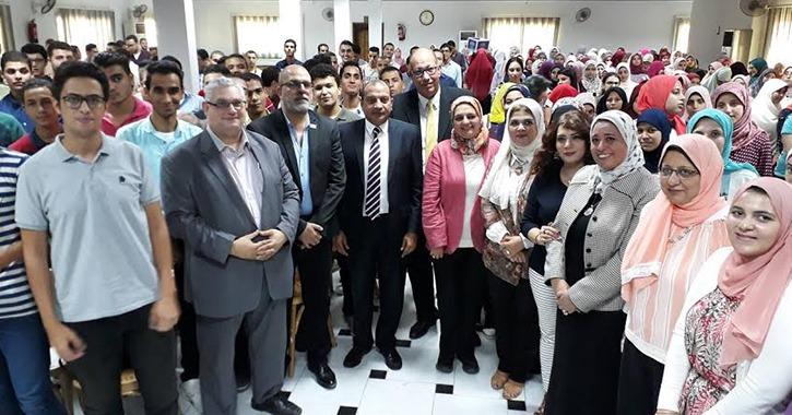 رئيس جامعة بني سويف: إنشاء مستشفى جامعي بشرق النيل