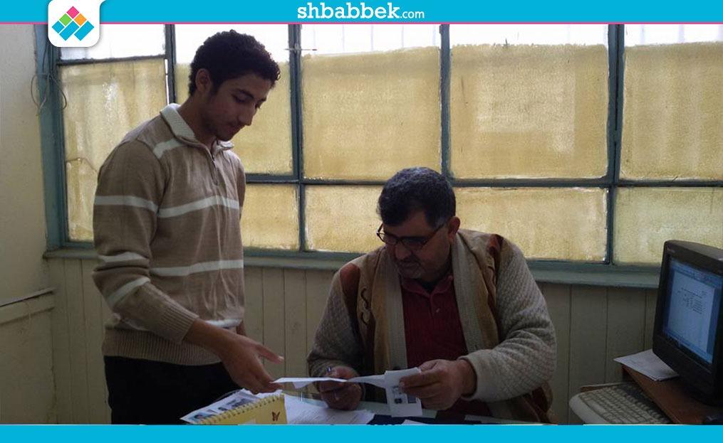 زراعة المنصورة: الإقبال كبير على استمارة الاتحاد والطلاب بيقدموا مستقلين وقوائم