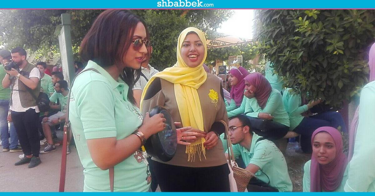 بحضور باند غنائي..  «فان داي» بيطري القاهرة (صور)