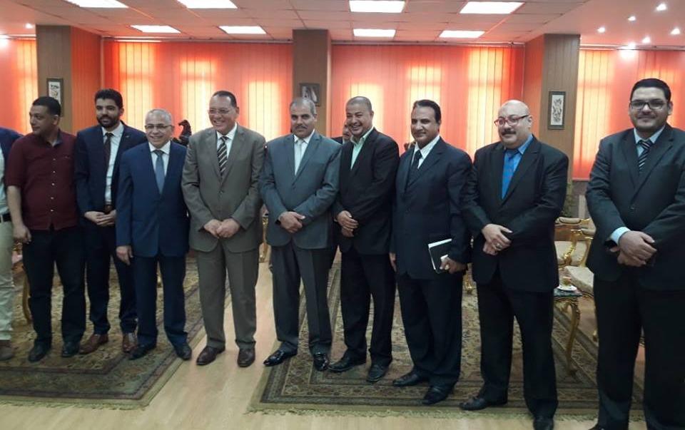 تعاون بين جامعة الأزهر ومحافظة الشرقية