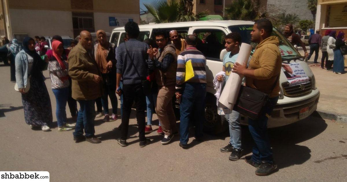 جامعة-الاسكندرية وانتخابات الرئاسة
