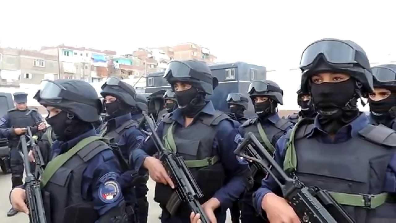ننشر أسماء 23 ضابطا من ضحايا الشرطة في حادث الواحات
