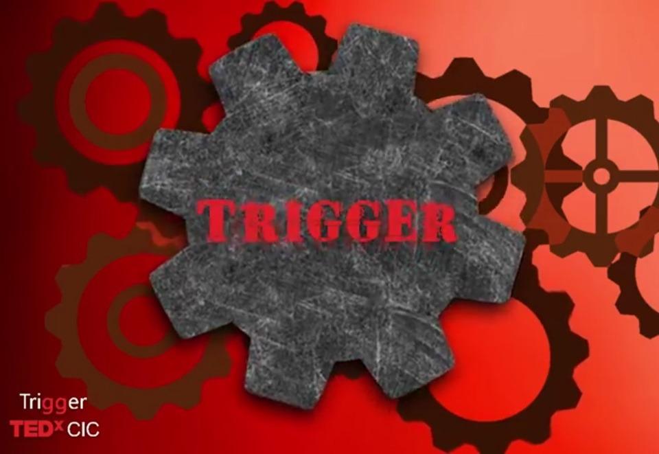 طلاب «TEDx» بالجامعة الكندية ينظمون إيفنت «trigger»