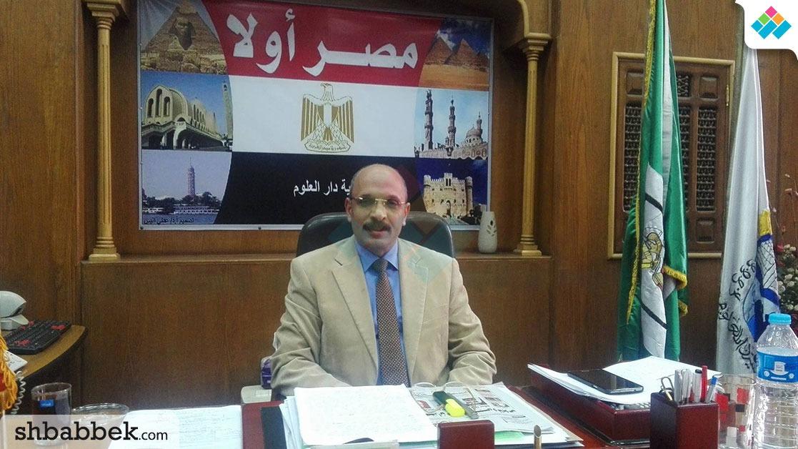 عميد دار علوم القاهرة يدعو الطلاب للمشاركة في الانتخابات الرئاسية (فيديو)